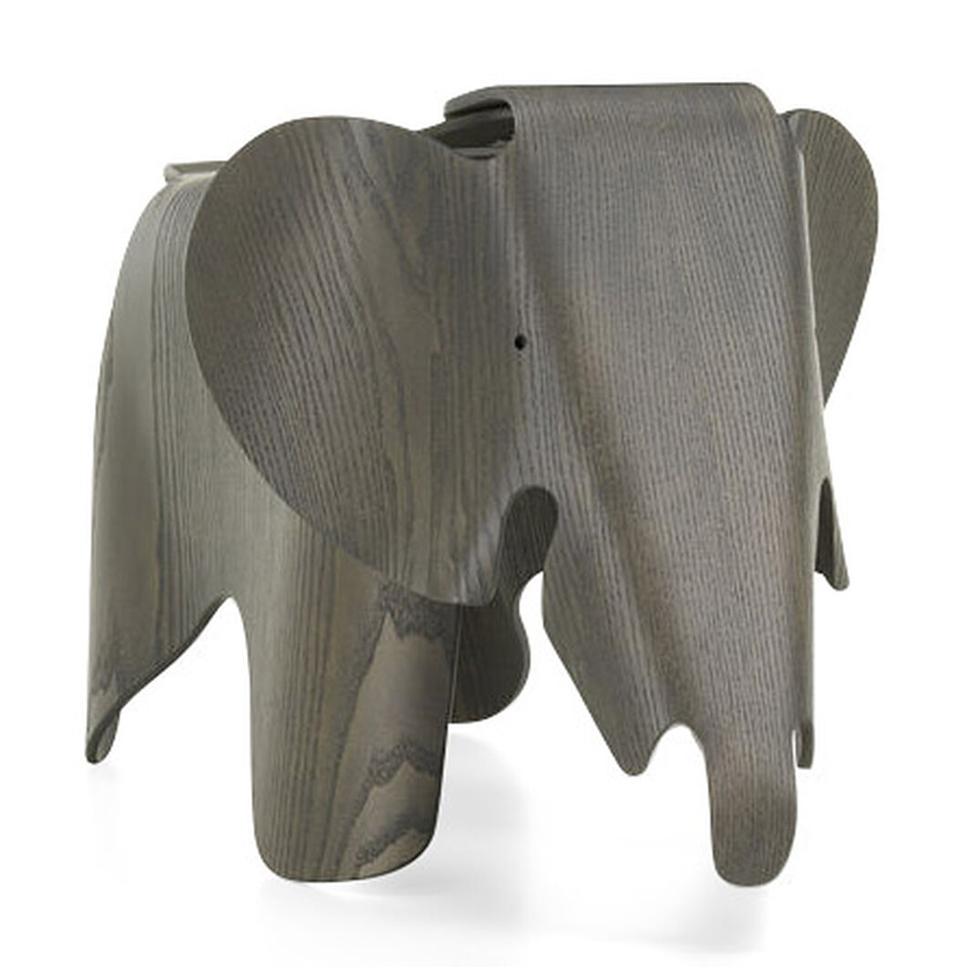 Vitra Eames® Plywood Elephant 75th Anniversary Edition in color Gray