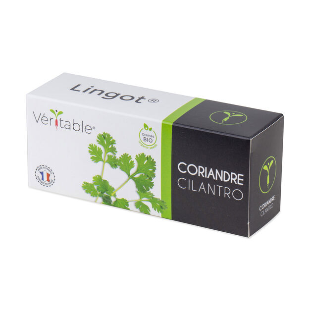 Veritable® Smart Indoor Garden Lingots® in color Cilantro