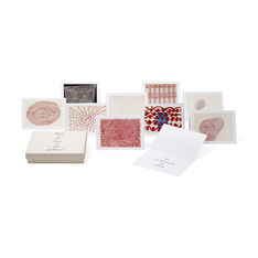 Louise Bourgeois Note Card Set in color