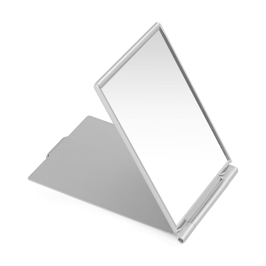 MUJI Compact Aluminum Mirror in color