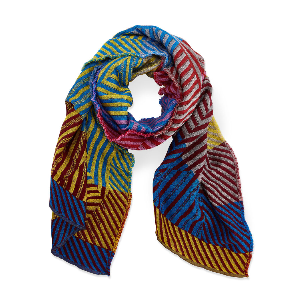 Orion Scarf in color