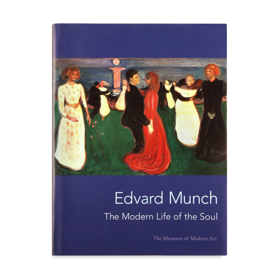 Edvard Munch: The Modern Life of the Soul in color