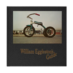 William Eggleston's Guide - Hardcover in color