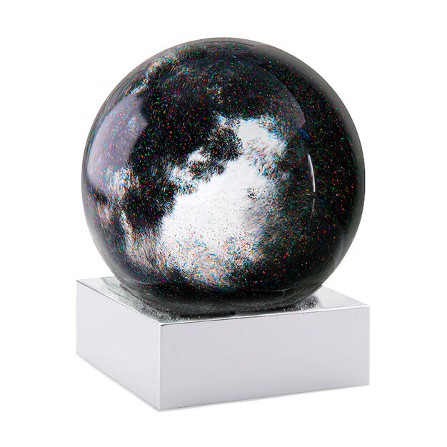 Eclipse Snow Globe in color