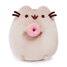Plush Pusheen Donut in color