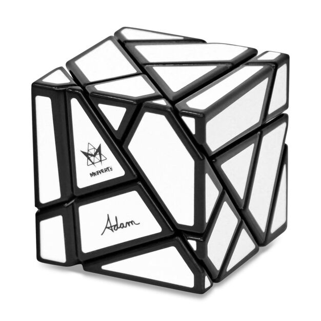 Ghost Cube Puzzle in color