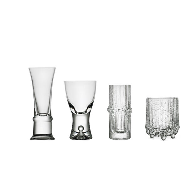 Cordial Glasses Set in color
