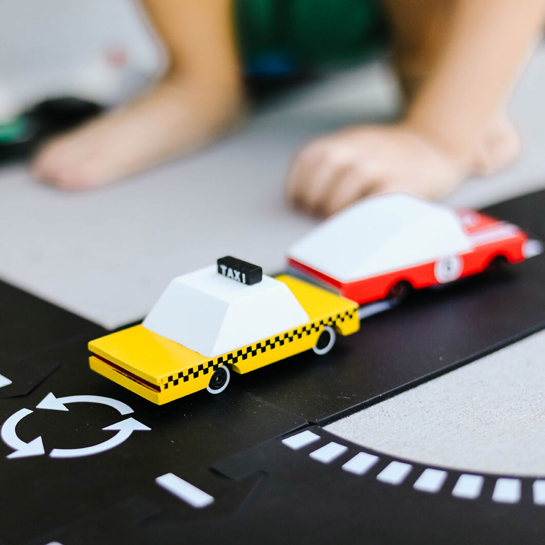 Candylab Toy Vehicles in color Yellow/ Black