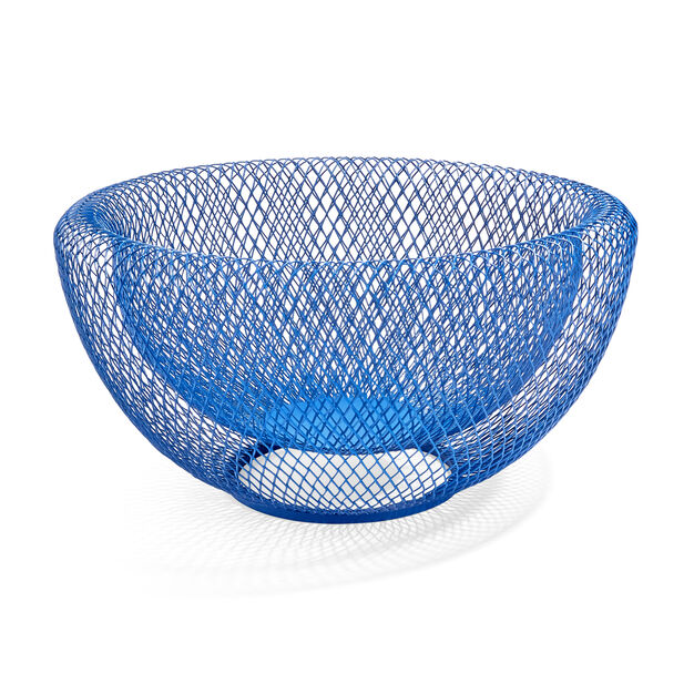 Wire Mesh Bowls in color Blue