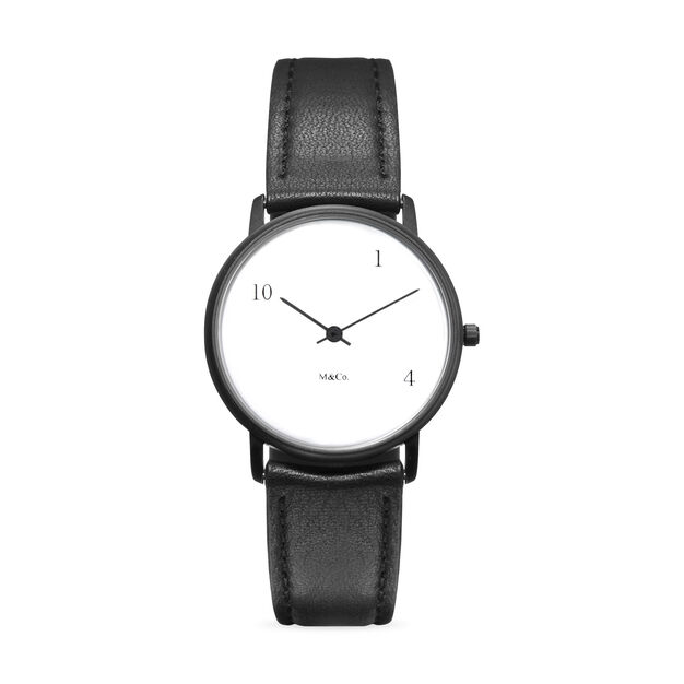 M&Co Watch  10-One-4 in color