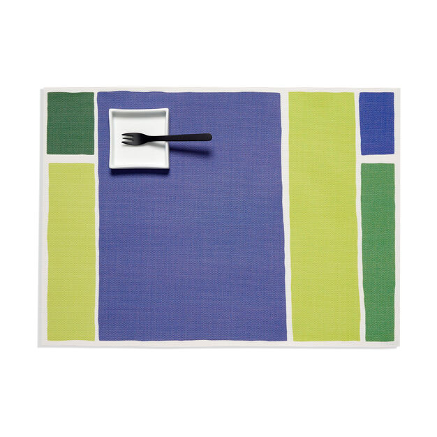 Chilewich Maptone Placemat in color Lime