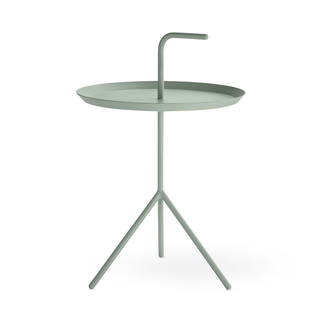 DLM Tables in color Mint