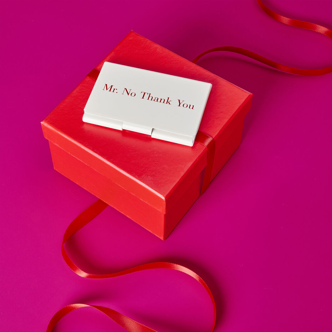 Louise Bourgeois Card Case in color