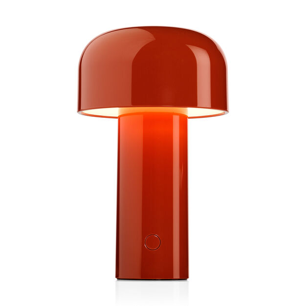 Flos Bellhop Lamp in color Burnt Orange