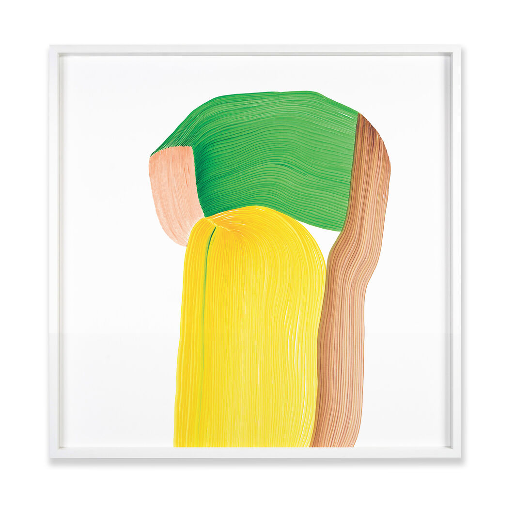 Ronan Bouroullec: Drawing 10, 2020 Framed Print in color
