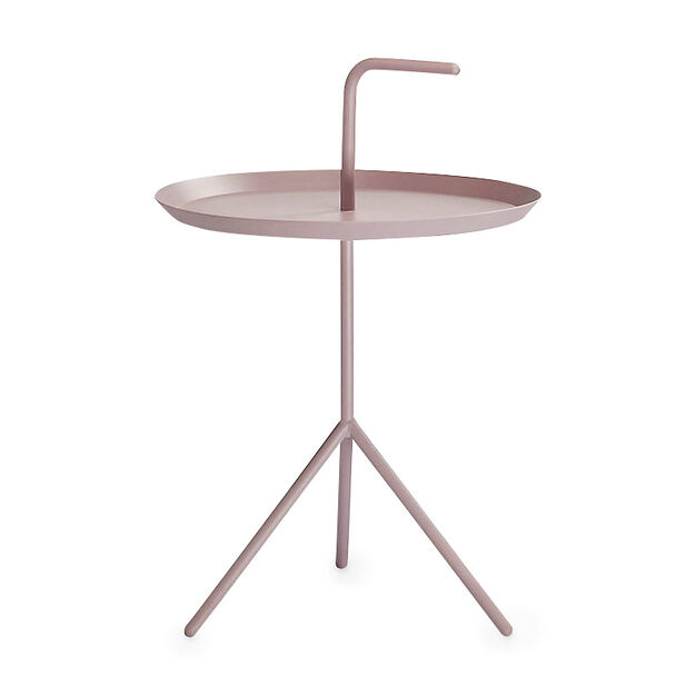 HAY DLM Table in color Lavender