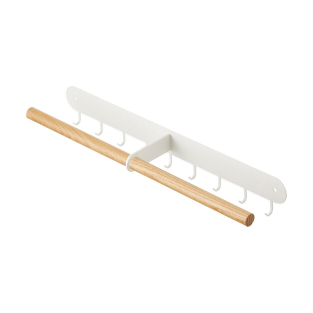 Tosca Wall Accessory Rack in color
