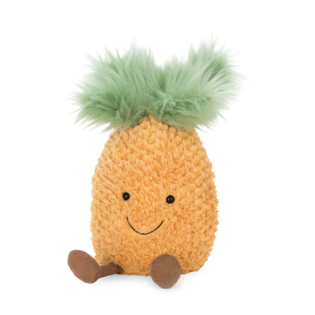 Amuseable Plush Pals in color Pineapple