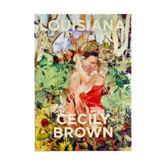 Cecily Brown: Couple Poster in color