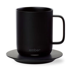 Ember Ceramic Mug in color Black