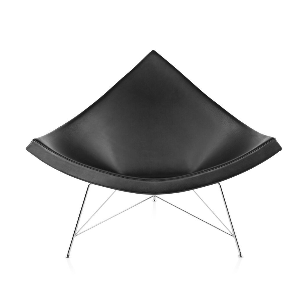 George Nelson™ Coconut Lounge Chair in color
