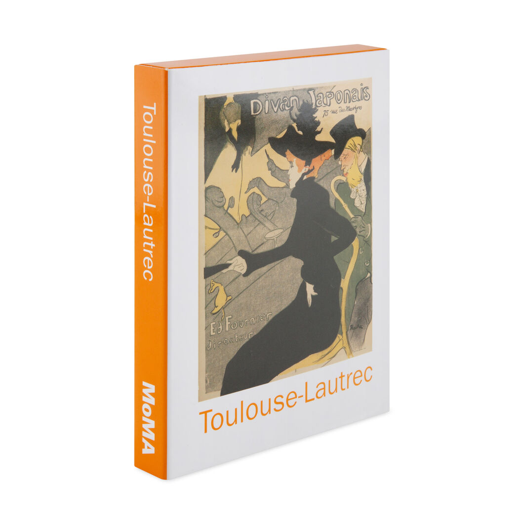 Toulouse-Lautrec: Note Card Box in color