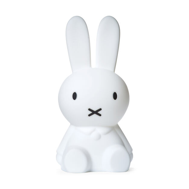 Silicone Miffy Light in color White