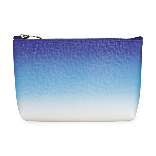 Ombre Pouches in color Blue