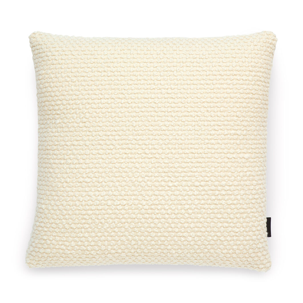Maharam Huddle Pillow in color Custard