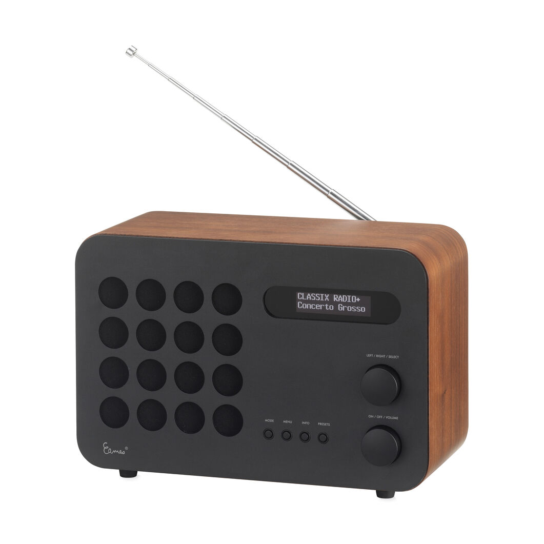 Eames Radio in color
