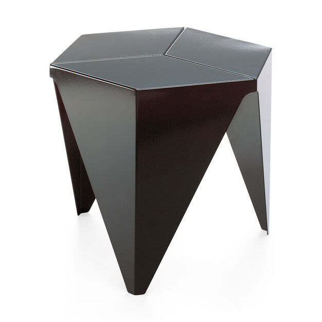Noguchi Prismatic Table in color Black
