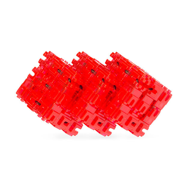 Snaak Construction Toy in color Red