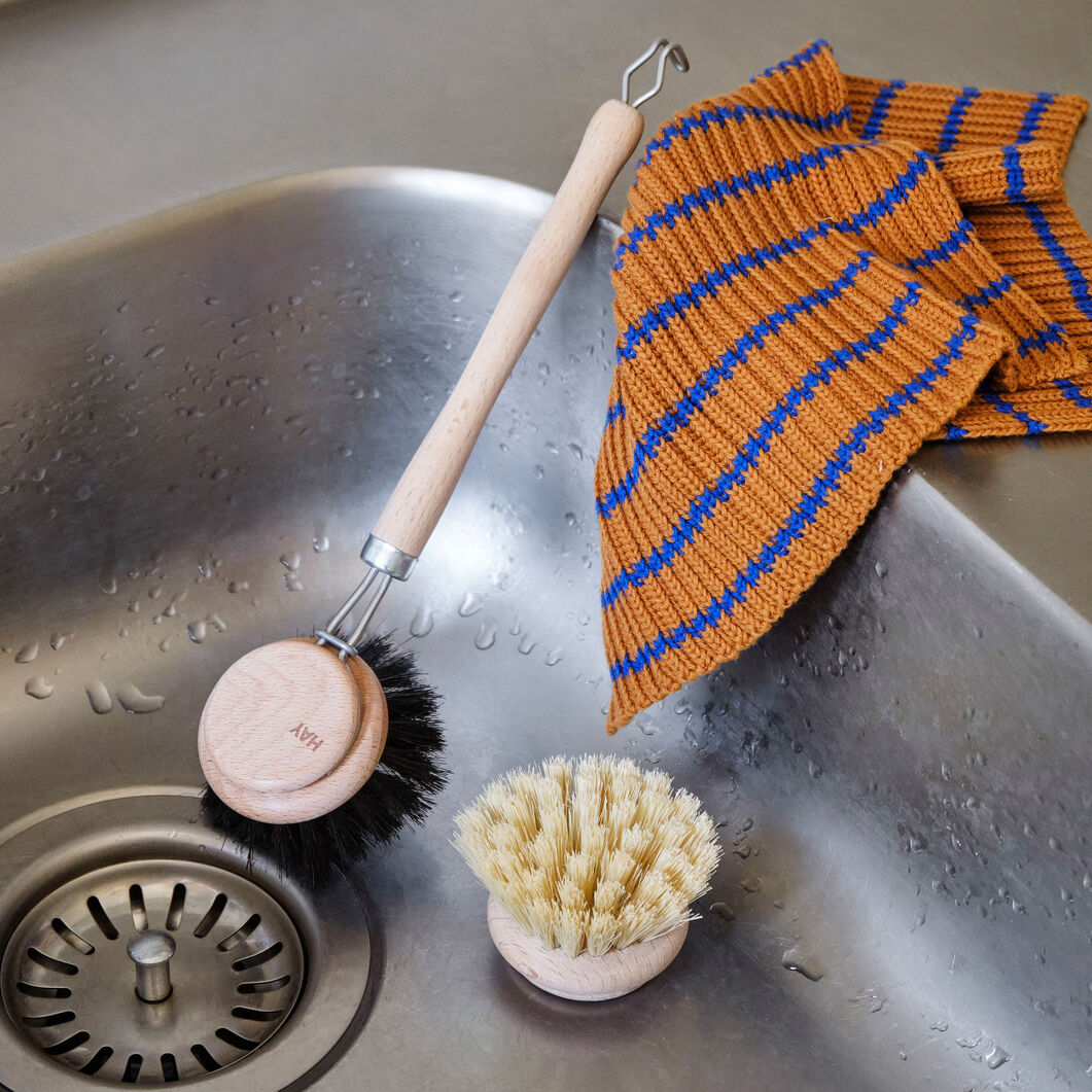 HAY Kitchen Cloth - Set of 2 in color Striped
