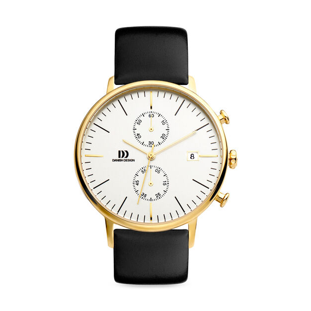 Chrono Watch - Gold in color