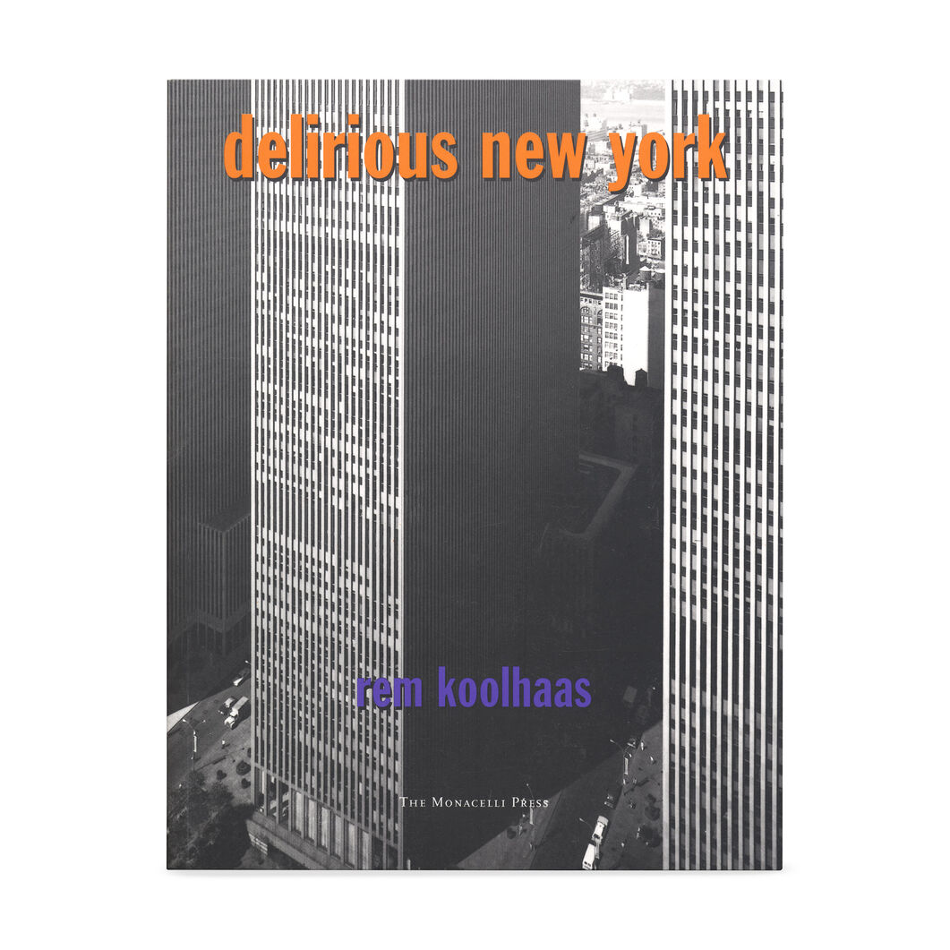 Delirious New York in color