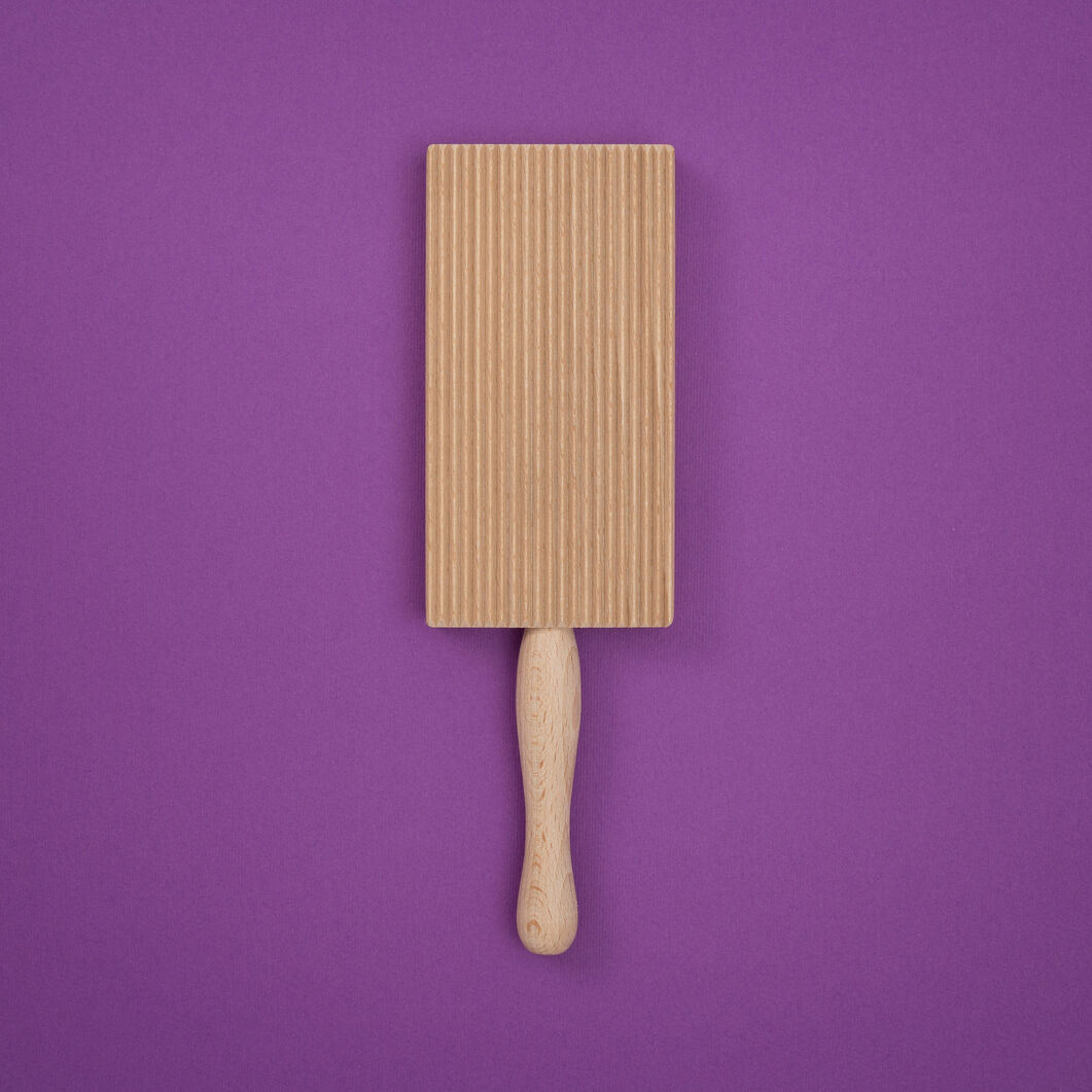 Beech Wood Gnocchi Board in color