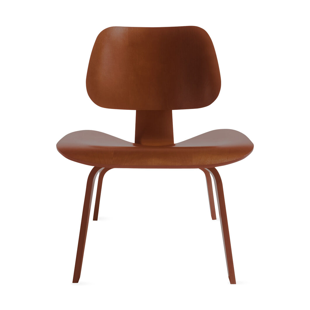 Eames® LCW Chair in color Cherry