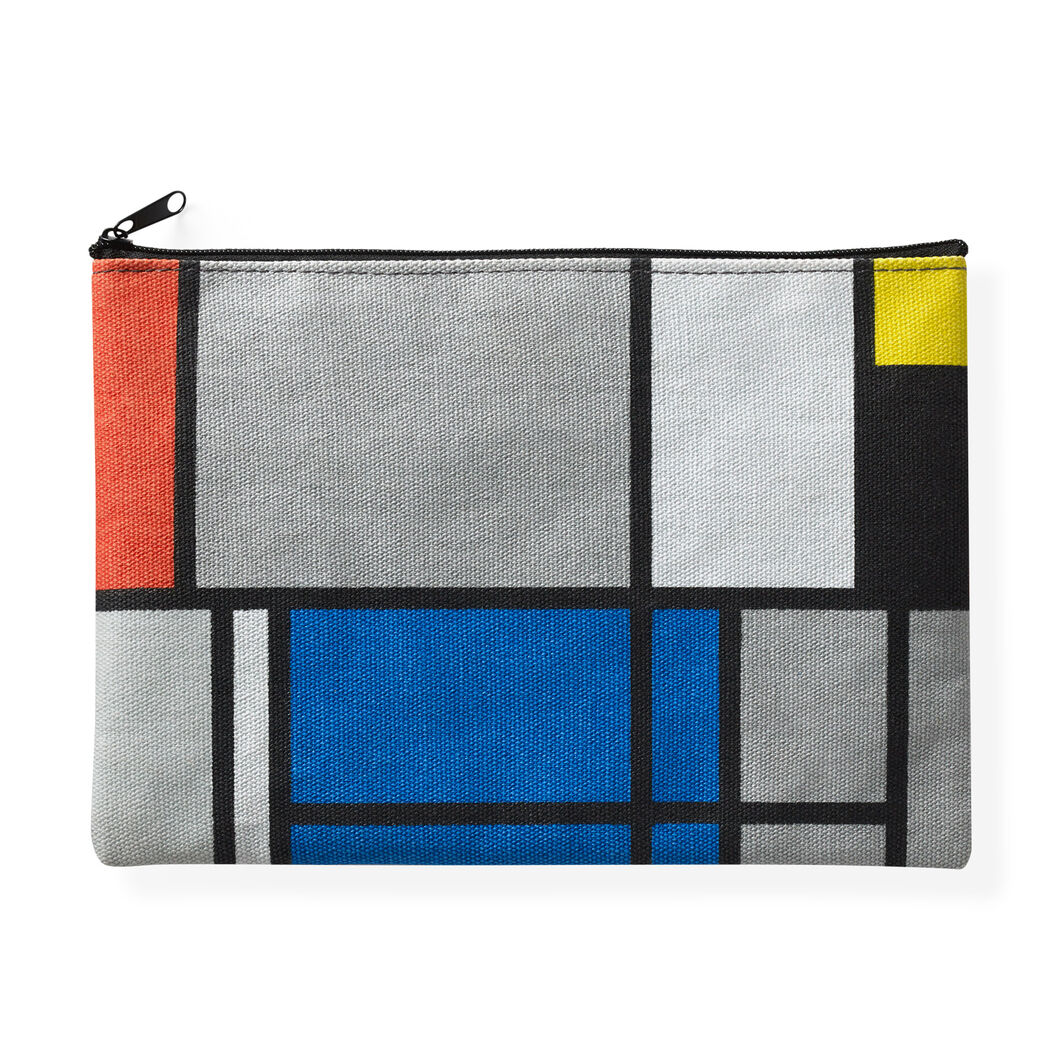Mondrian Pouch in color