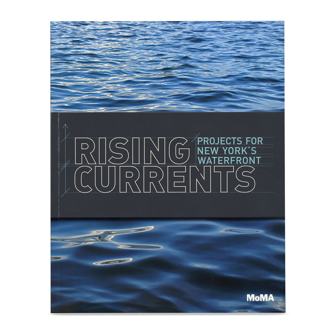 Rising Currents: Projects for New York's Waterfront in color