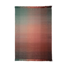 Nanimarquina Shade Rug in color Red