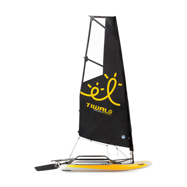 Tiwal 3 Inflatable Sailboat in color