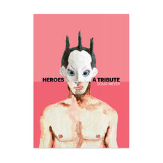 Heroes: A Tribute - Hardcover in color