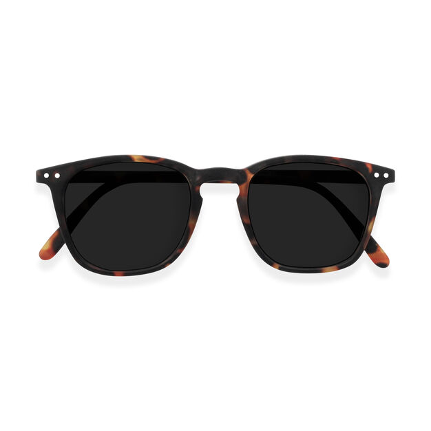 IZIPIZI Tapered Square Sunglasses #E in color Tortoise