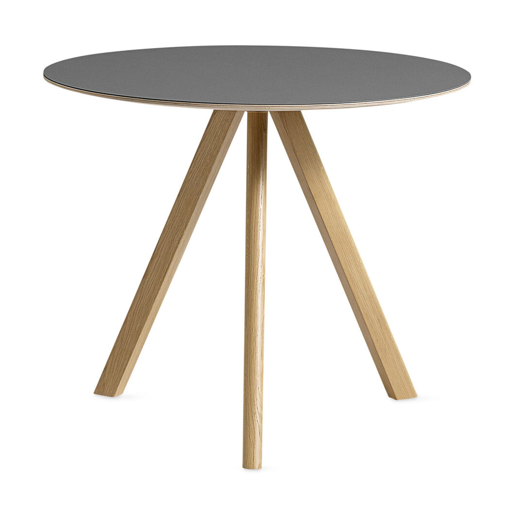 hay round copenhague table moma design store. Black Bedroom Furniture Sets. Home Design Ideas