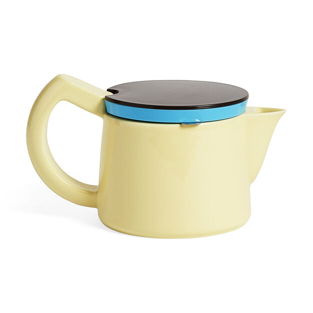 HAY Coffeepot in color Yellow