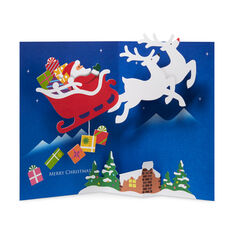 <div>North Pole Voyage Holiday Cards (Box of 8)</div> in color