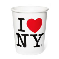 I (HEART) NY Cup in color