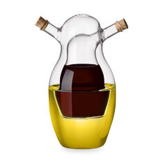 Oil & Vinegar Babuska Cruet in color