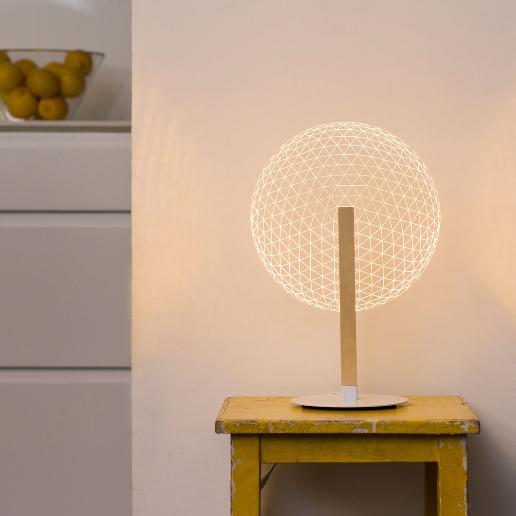 Bulbing Bloom Table Lamp in color