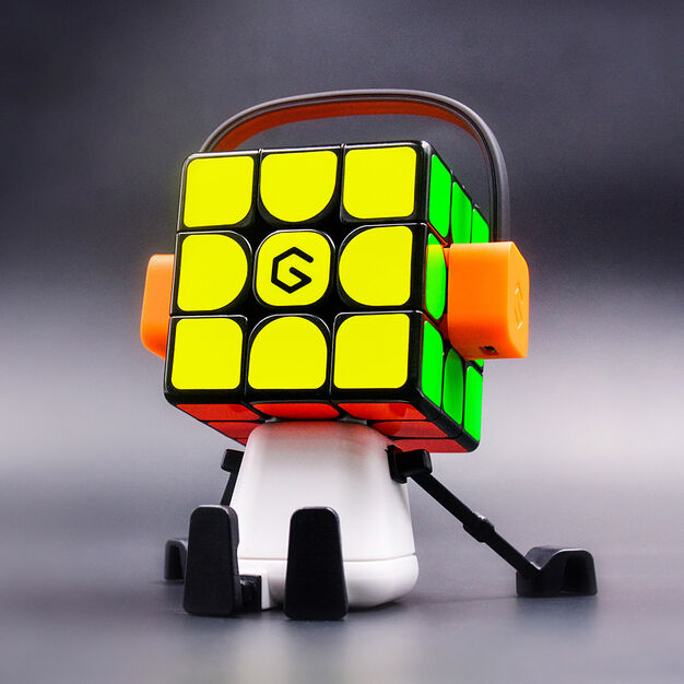 Giiker Smart Supercube Puzzle Game in color